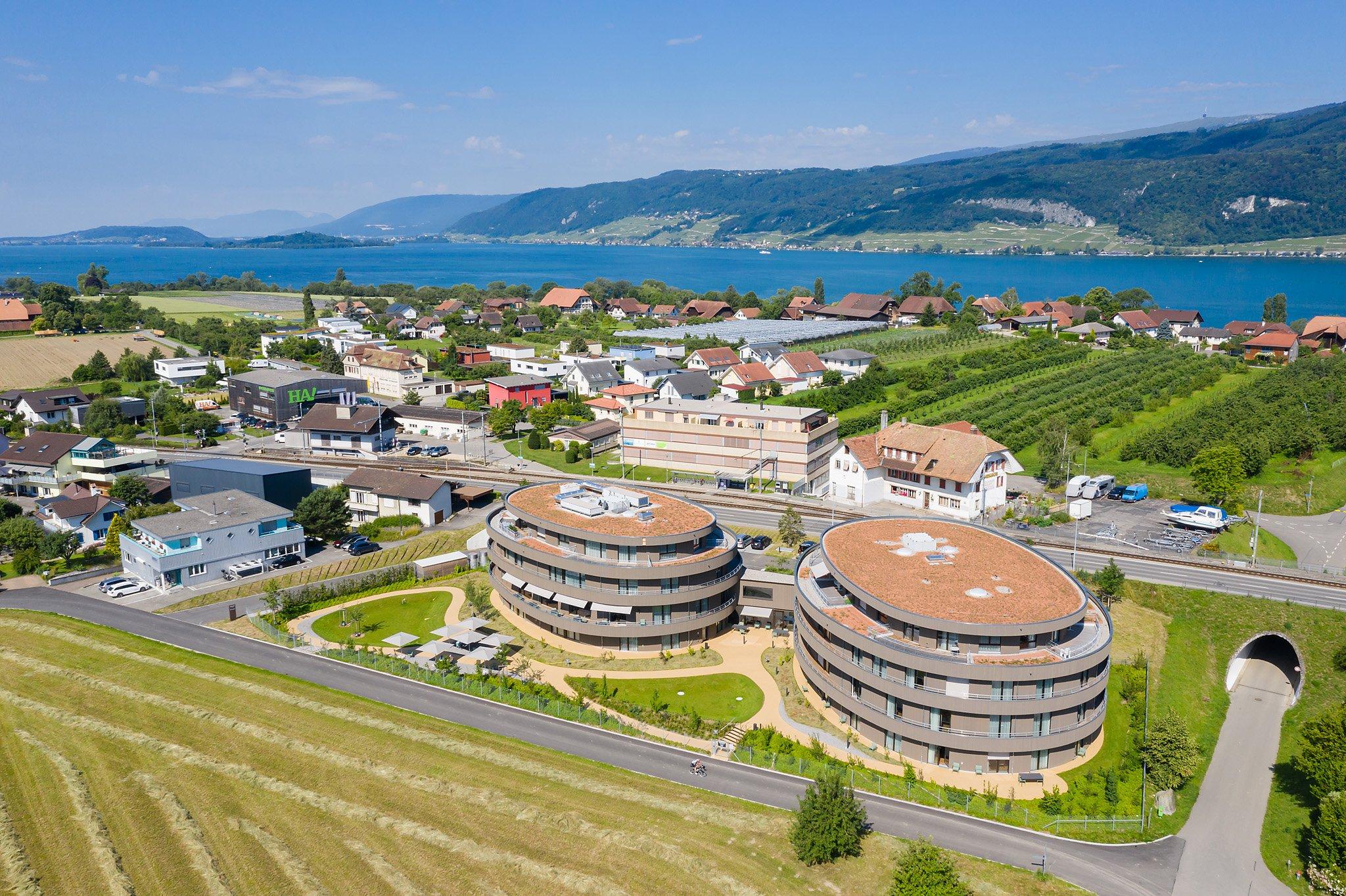 Geras Pflegehotel Impact Immobilien AG