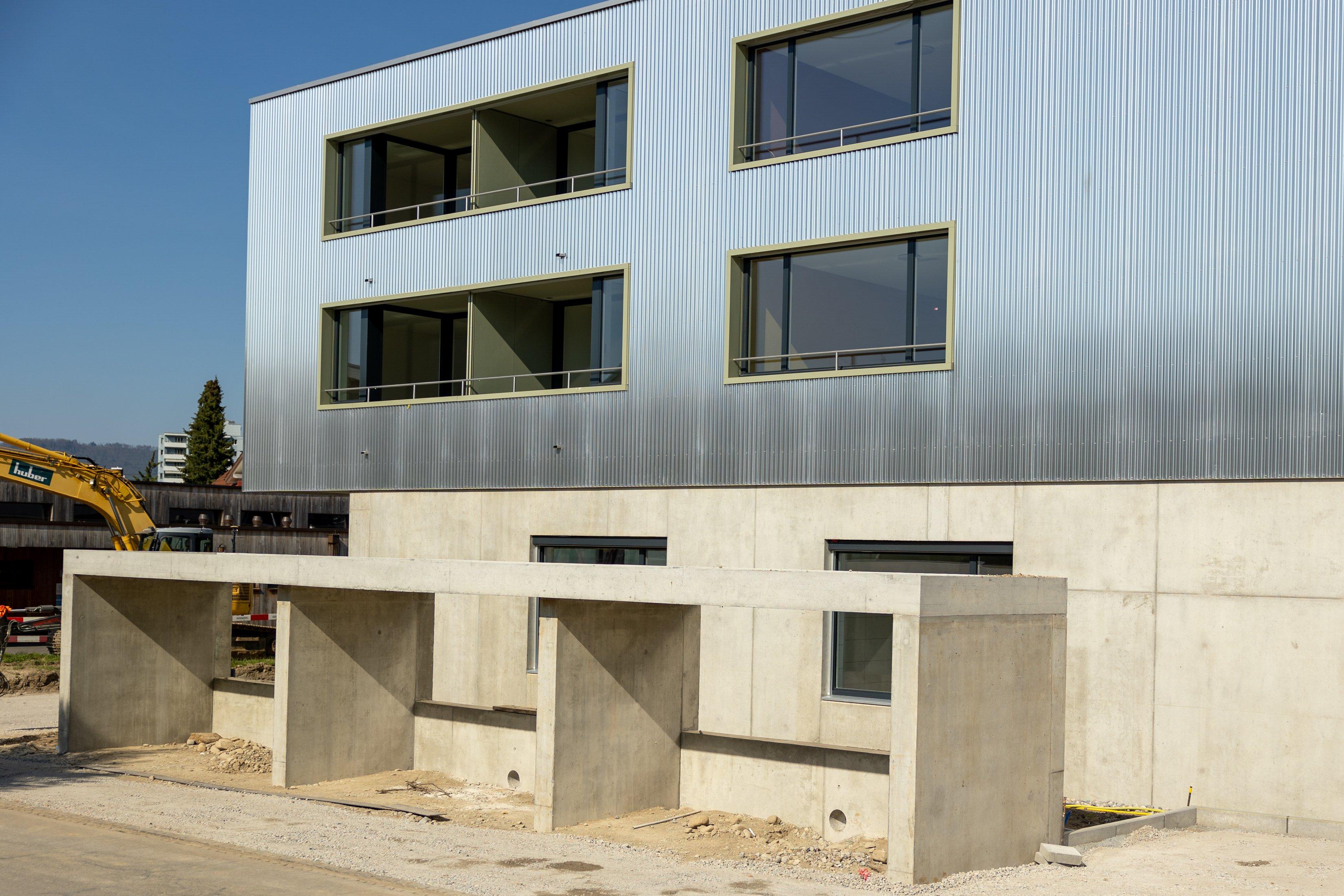 Haus für Menschen Stiftung Töpferhaus Suhr